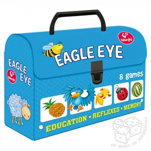 Eagle Eye - Education, Reflexes, Memory