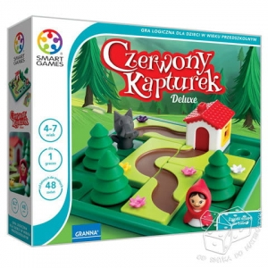 Czerwony Kapturek - Little Red Riding Hood