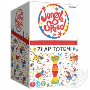 Jungle Speed. Złap totem
