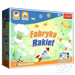 Fabryka rakiet. Science4you