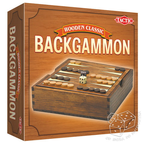Backgammon (Tryktrak)