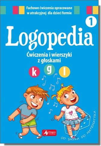Logopedia 1 ćwiczenia I Wierszyki Z Głoskami K G L